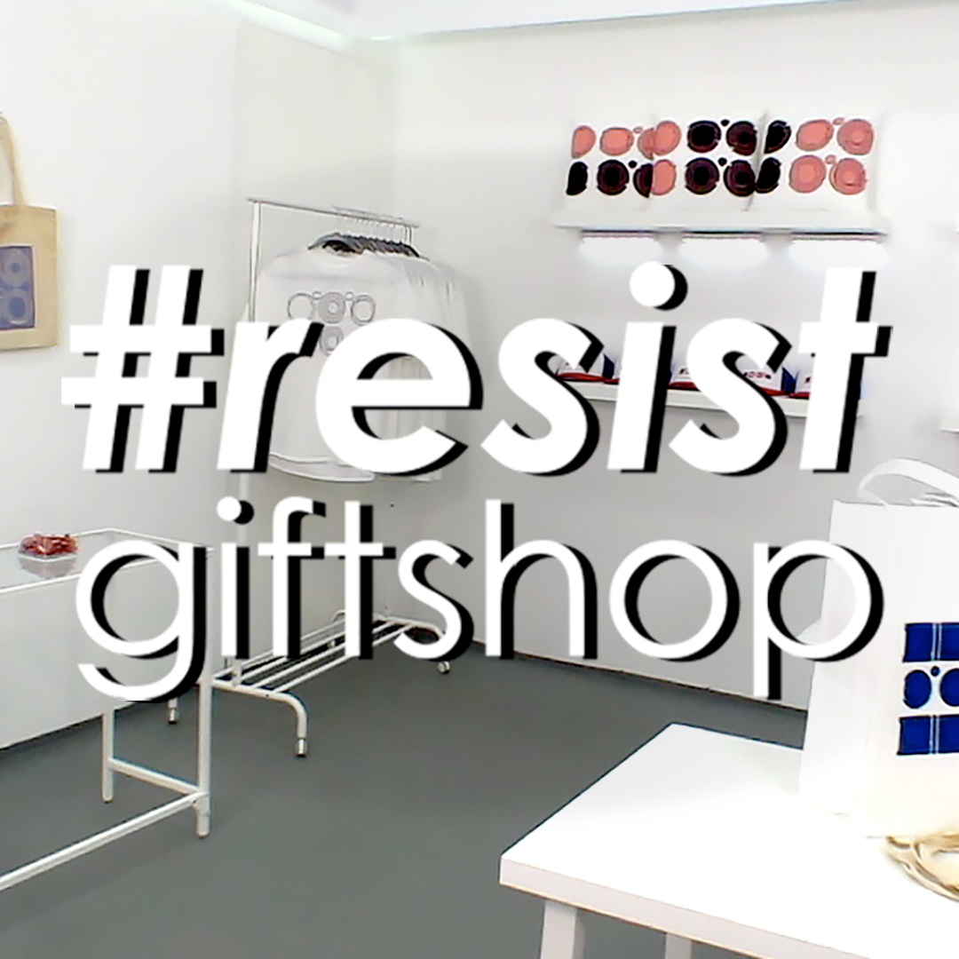 The Resist Gift Shop